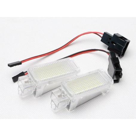 Eclairage d'intérieur LED Blanc Pur