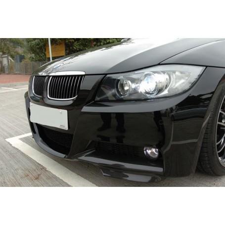 Splitters avant Carbone BMW E90 E91 avec Pare-choc M