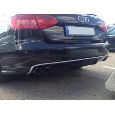 Diffuseur arrière Audi A4 B8 Berline et Avant Sline