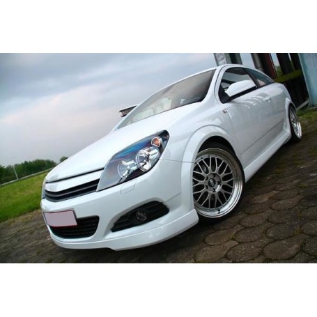 Rajout pare choc Opel Astra H 3 portes OPC