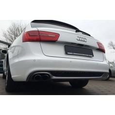 Diffuseur arrière Audi A6 C7 Avant Sline