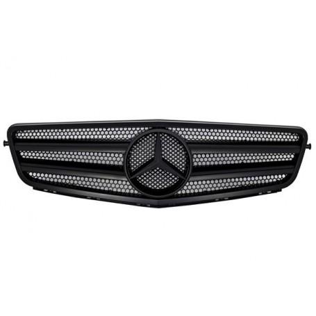 Calandre Mercedes Classe C AMG Black W204