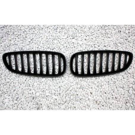 2x Grilles de Calandre BMW Z4 E89 - Noir mat