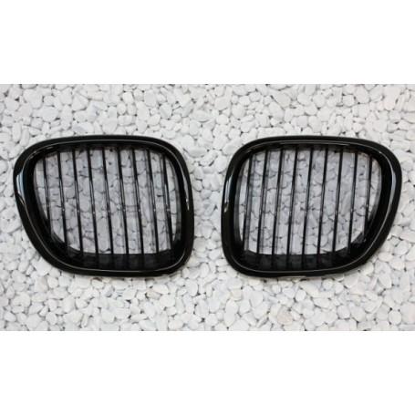 2x Grilles de Calandre BMW Z3 Noir Brillant