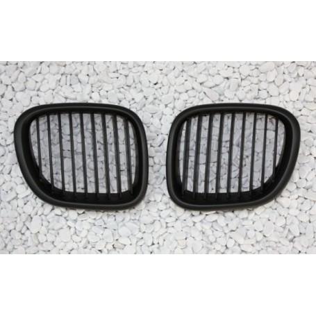 2x Grilles de Calandre BMW Z3 Noir Mat