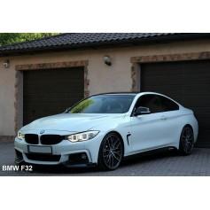 2x Splitters BMW Serie 4 F32 avec Pack M