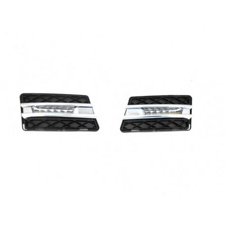 2x Kit feux de jour LEDS diurne Mercedes GLK X204 08-