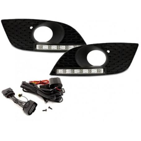 2x Kit feux de jour LEDS diurne Seat Leon 1P1 09-12