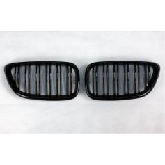 2x Grilles de Calandre BMW Serie 2 F22 F23 Noir brillant M Performance