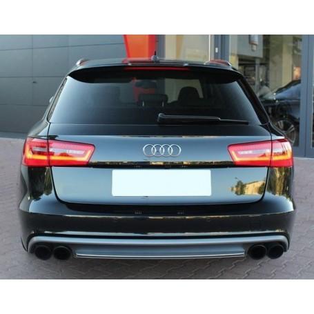 Diffuseur arriere Audi A6 C7 11-14 Avant S6 (2+2)