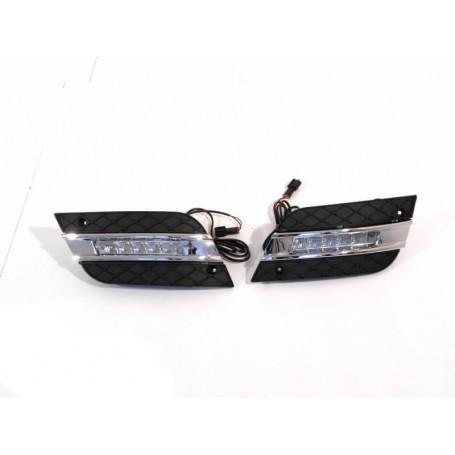 2x Kit feux de jour LEDS diurne Mercedes Classe ML W164 09-12