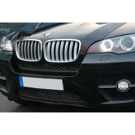 2x Grilles de Calandre BMW X5 E70 Titan