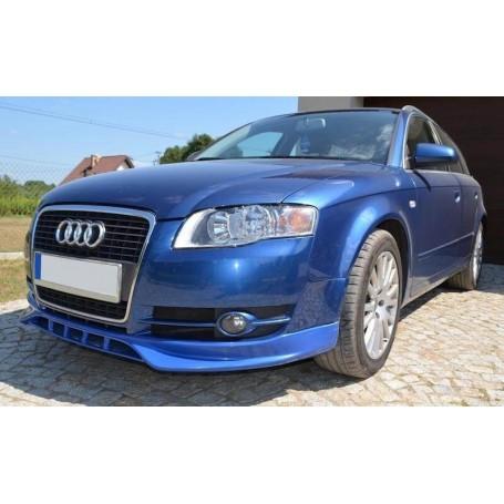 Rajout de pare-choc Audi A4 B7
