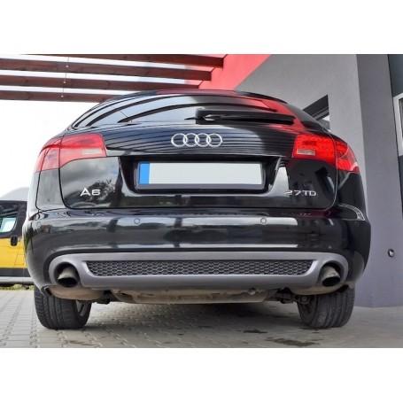 Diffuseur arriere Audi A6 C6 Avant 04-08 S Line (1+1)