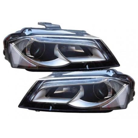 2x Phares LED Audi A3 8P 08-12 look Xenon