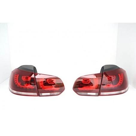 2x Feux à LED Golf VI GTI GTD