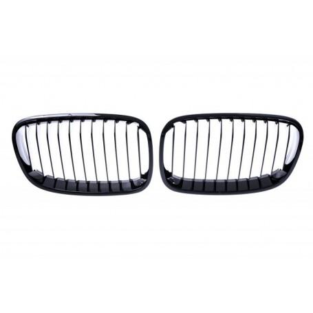 2x Grilles de Calandre BMW F20 F21 F22 Noir brillant