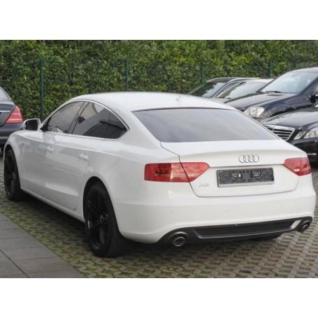 Diffuseur arriere Audi A5 Sportback 09-11 S Line (1+1)