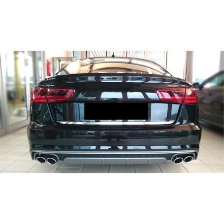 Diffuseur arriere Audi A6 4G Facelift S6 Look 15-18 (2+2)