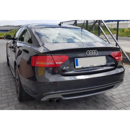 Diffuseur arriere Audi A5 Sportback 09-11 S Line (2)