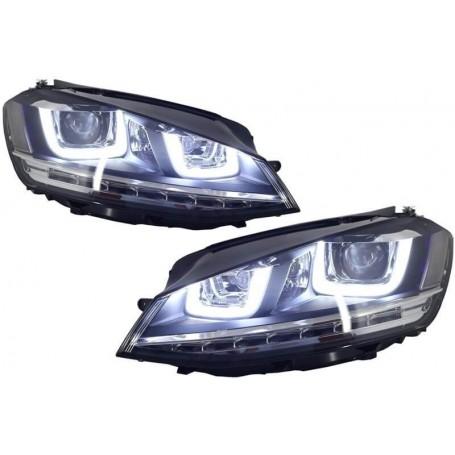 2x Phares LED Golf VII 7 R-Line look 12-17