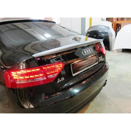 Becquet Audi A5 Coupe look S5 07-