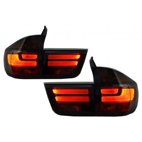 2x Feux arrieres BMW X5 E70 look Facelift fumes LED 07-10