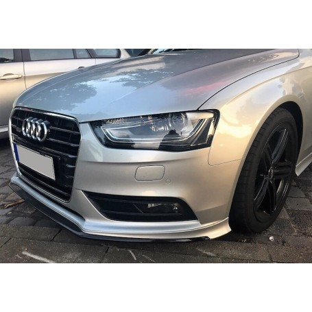 Rajout de pare-choc Audi A4 B8