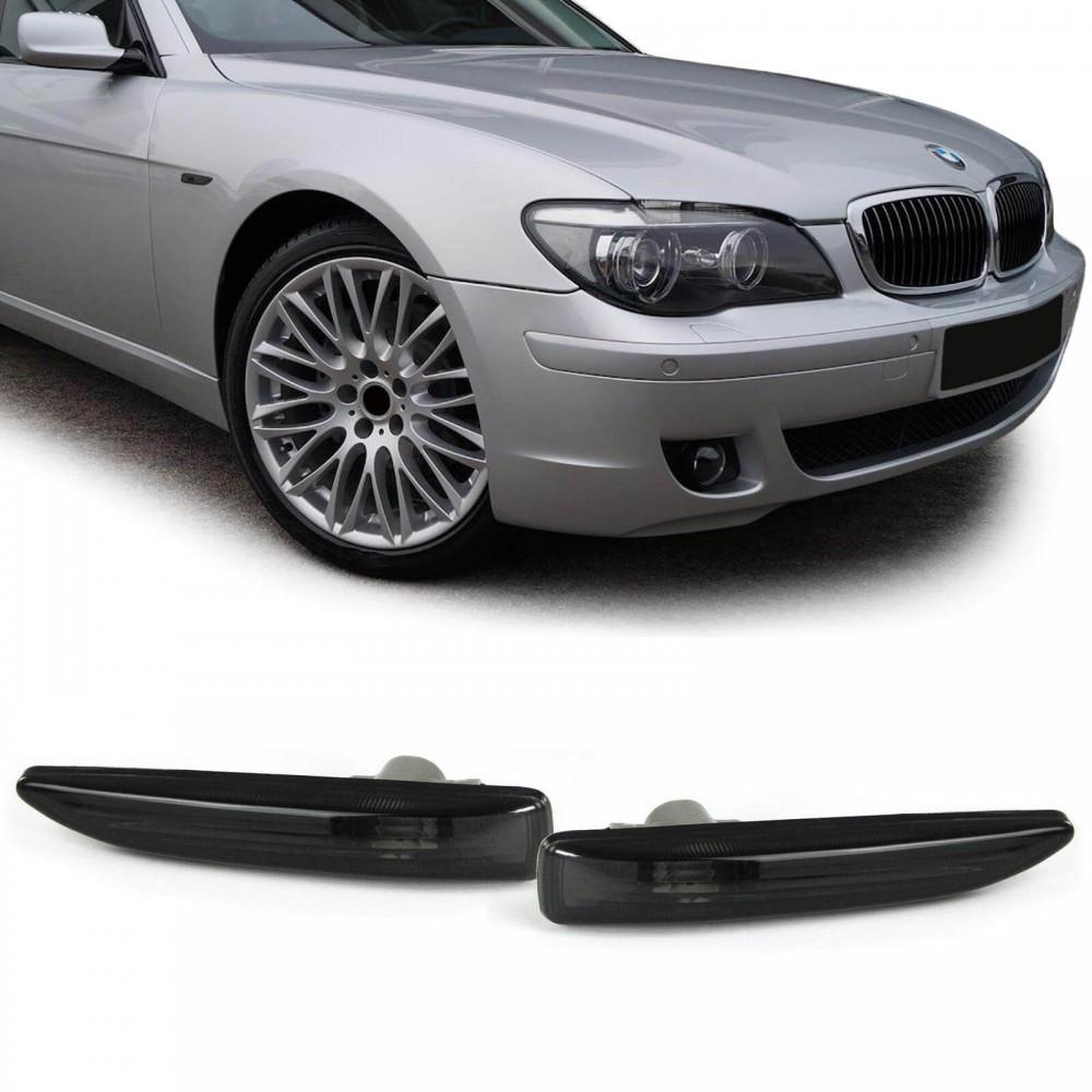Clignotant LED Noir fumée BMW serie 7 E65