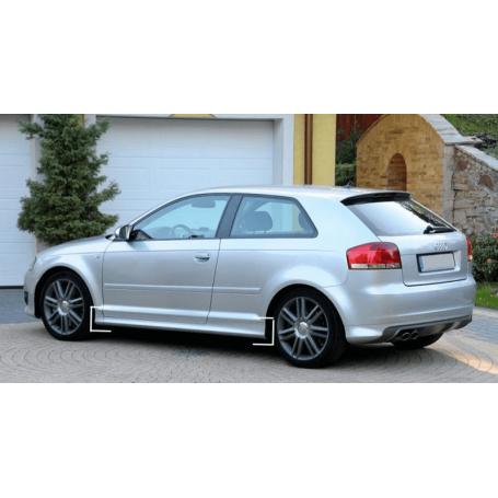 Pack carrosserie Audi A3 8P Look S3 3 portes 04-12
