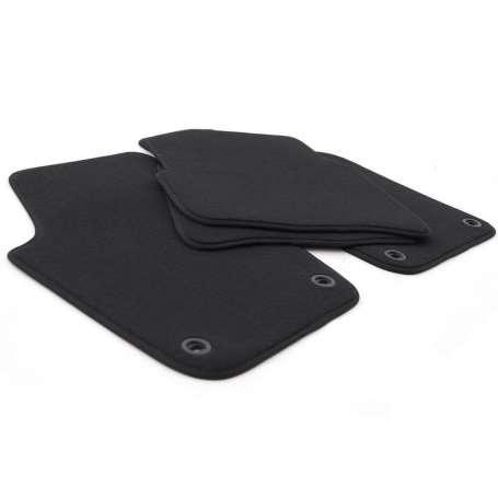 Set tapis velour noir Vw Polo 01-09