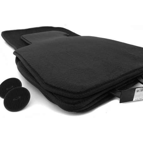 Set tapis velours noir BMW E87 04-11