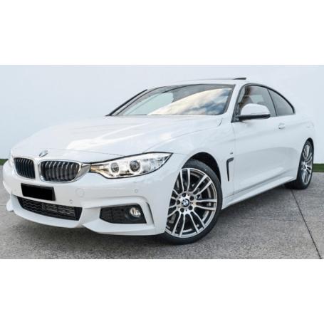 2x Bas de caisse BMW serie 4 F32 F33 coupé cabrio 13+