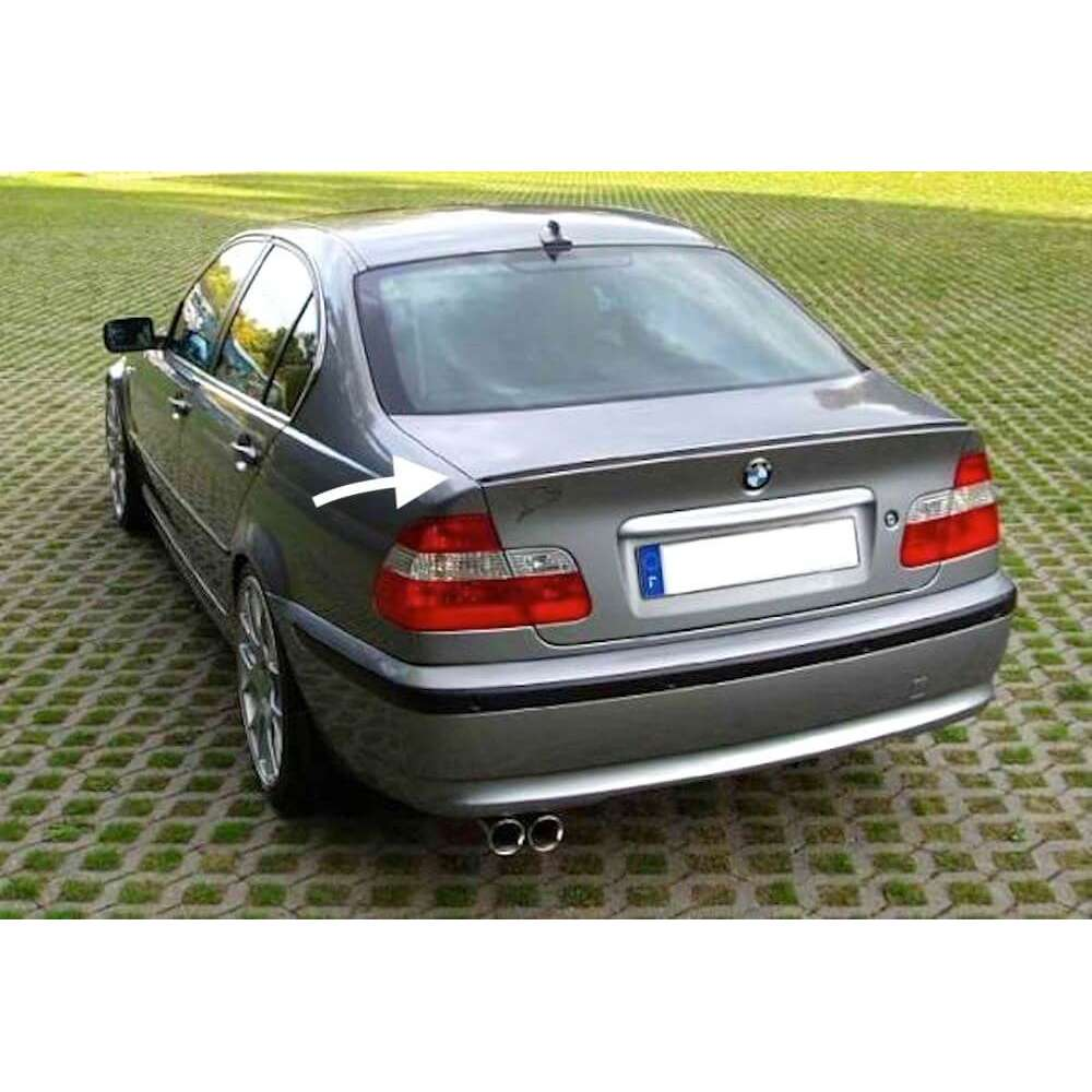 Becquet en ABS pour BMW Serie 3 E46 berline 98-05