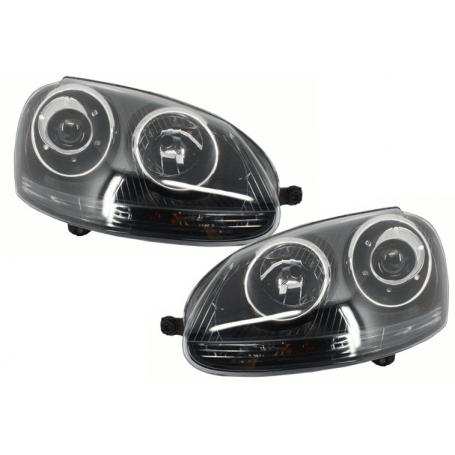 2x Phares Volkswagen Golf V 03-07 GTI R32