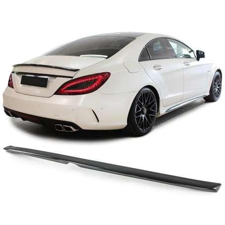 Becquet carbone Mercedes CLS W218 11+