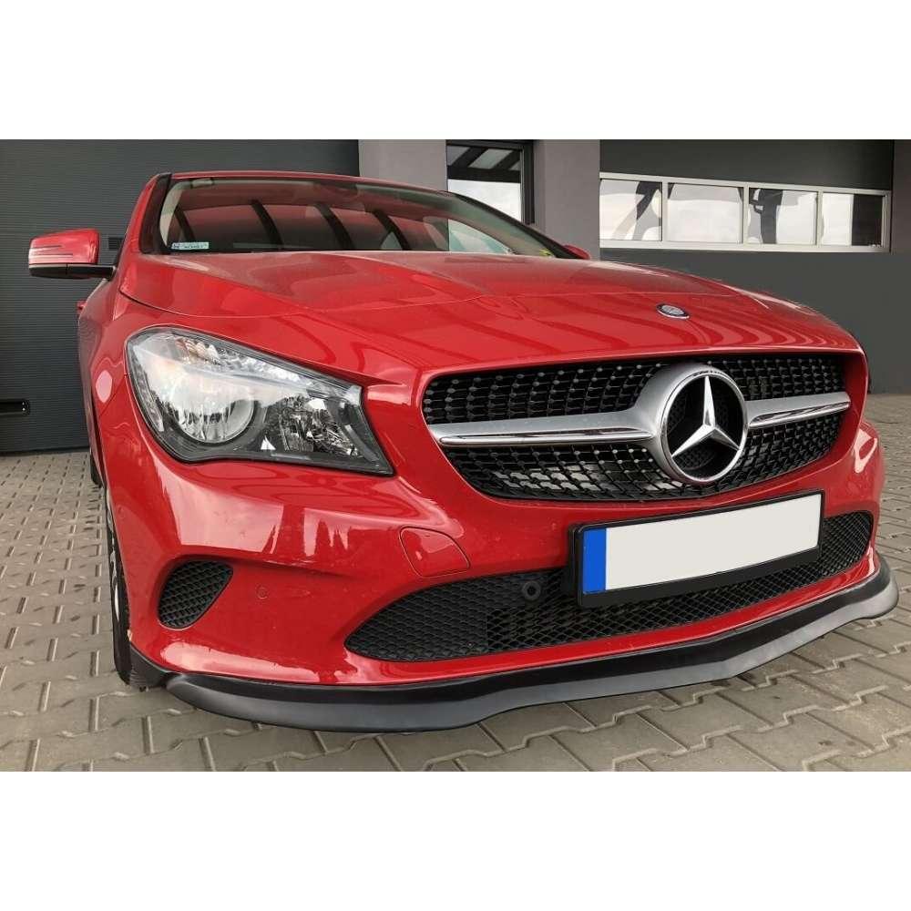 Rajout de pare-choc avant Mercedes CLA W117 C117 13-16