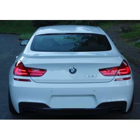 Becquet en ABS BMW Serie 6 F06 Gran Coupe M Design