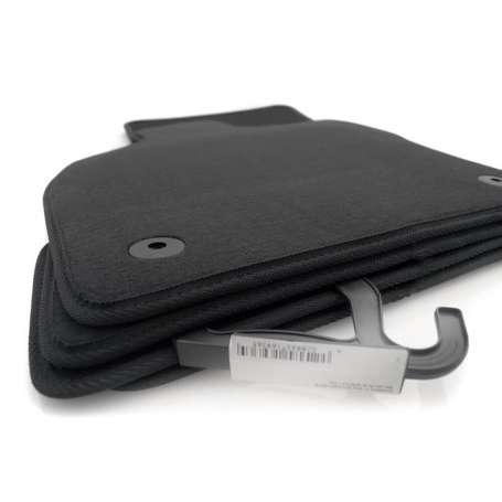 Set tapis velour noir Vw Golf 7