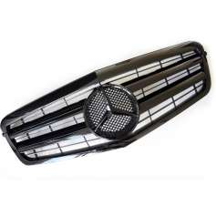 Calandre Mercedes Classe E noir brillant Amg W212