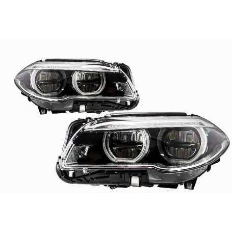 2x Phares avant BMW Serie 5 F10 F11 LCI (2014-2017)