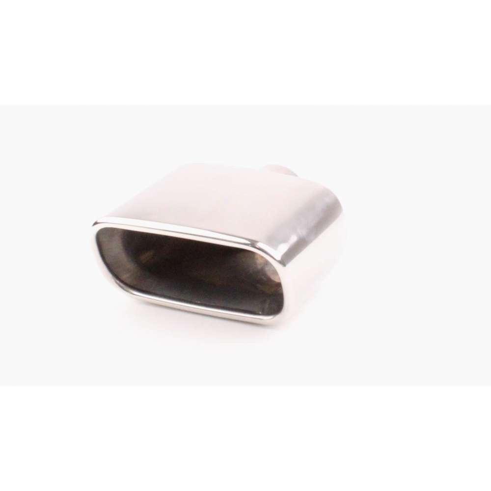 Pot d'échappement Sport Look en acier inoxydable pour BMW X5 E53 99-06