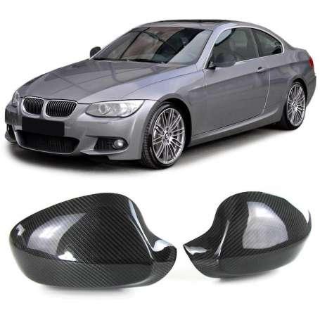 Coques rétroviseurs en carbone BMW 3 Série E92 Coupe E93 (+10)