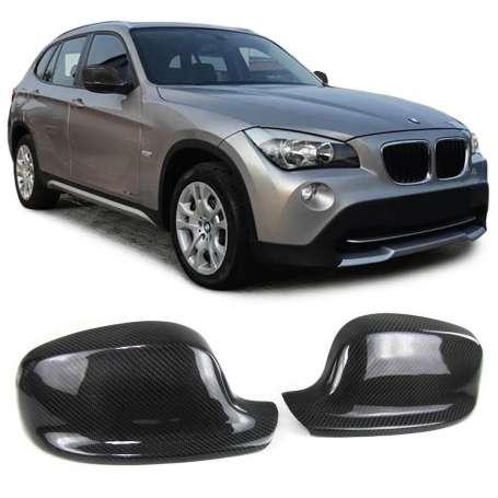 Coques rétroviseurs en carbone BMW X1 E84 (09-12) / X3 F25 (10-14)