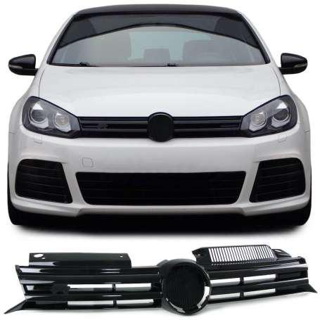 Calandre noire laquée VW Golf 6 (08-12)