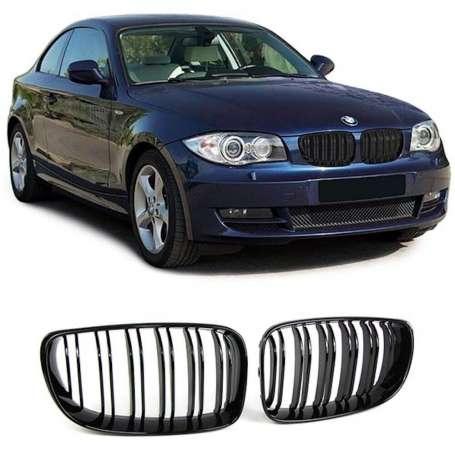 Calandre Noire laquée BMW série 1 E81 E82 E87 E88 (07-12)