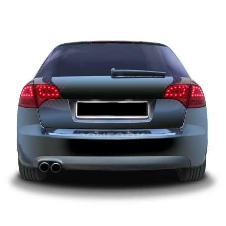 Feux arrières LED rouge foncé Audi A4 B7 (04-08)