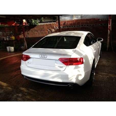 Becquet + Bas de caisses Audi A5 Sportback look S-Line