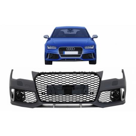 Pare chocs avant Audi A7 4G Facelift (15-18) RS7 Design