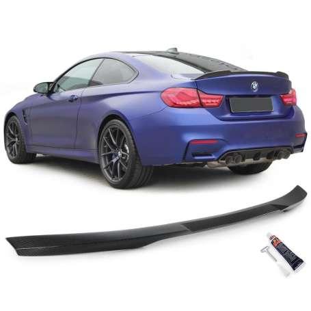Becquet en carbone BMW F32 Serie 4 Sport Design 13-